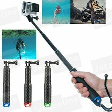 Underwater Waterproof Selfie Stick Monopod for Gopro hero HD 5 4 3+ 3 SJCAM EKEN