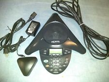 Nortel 2033 IP Conference Phone, w/triangle, power supply, & ethernet Refurb