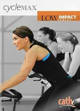 Stationary Bike Exercise Bike DVD - Cathe Friedrich Low Impact Cycle Max
