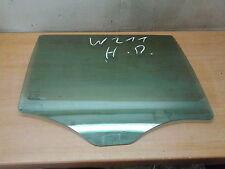 Original Mercedes W211 Cristal de ventana Puerta HR Orig. Tintado A2117353010