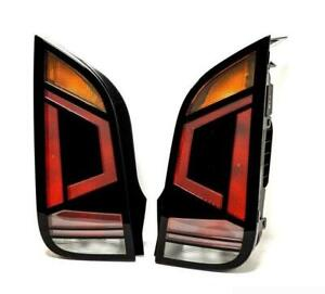 Volkswagen UP Rear Left and Right Tail Light Set 1S0945095H 1S0945096H Genuine