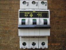 AEG Elfa B16  B20  B25  B32 3 polig Sicherungsautomat Schaltschrank Verteilung