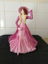 Coalport figurines age of elegance ' Special Day'