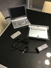 WIE NEU Panasonic Portable DVD MP3 WMA Player DVD-LX9 + Docking Station + FB