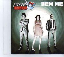 (DR644) Big Beat Bronson, New Me - 2012 DJ CD