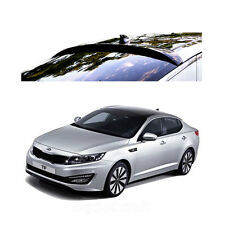 New Painted Rear Window Glass Roof Wing Spoiler Garnish for Kia Optima 2011-2013