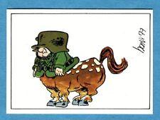 [GCG] STURMTRUPPEN - Corno 1977 - Figurina-Sticker - n. 193 -New