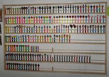 Pez, MONSTER! display Shelf / Rack   HOLDS 400 PEZ!