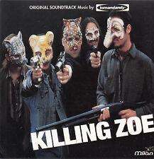 Killing Zoe-1994-Original Movie Soundtrack-12 Track-CD
