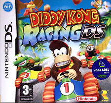Racing Nintendo DS 3+ Rated PAL Video Games