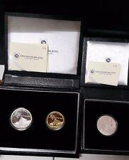 Malaysia Muzium Single Silver & Proof Coin set of 2 same SN678