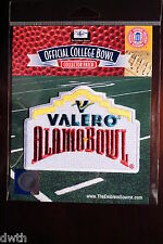 Official NCAA College Football Alamo Bowl 2016/17 Patch Oklahoma State Colorado