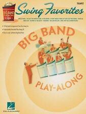 Swing Favorites - Trumpet: Big Band Play-Along Volume 1 (Hal Leonard Big Band P