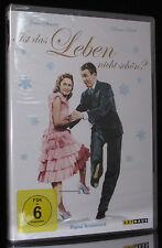 DVD IST DAS LEBEN NICHT SCHÖN - 1946 WEIHNACHTSFILM - JAMES STEWART + DONNA REED