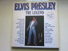 ELVIS PRESLEY The legend Box set Germany 10 lps