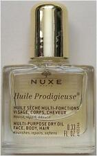New Nuxe Huile Prodigieuse Multi-Purpose Dry Oil Face, Body, Hair 10ml