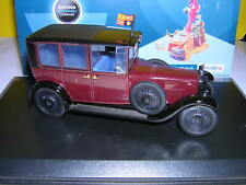 OXFORD DIECAST 1/43 DAIMLER 1929 - KING GEORGE V - MAROON/BLACK
