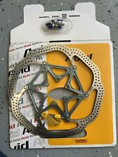 Avid HSX Bike MTB Disc Brake Rotor 180mm 6 Bolt W/ Stnless Bolts 00.5016.175.020