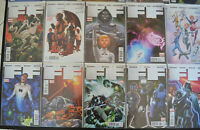 (19) Book Comic LOT FF Fantastic Four (2011 | Marvel) #3 5 7 8 9 10 11-23 (NM+)