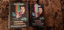 Michael Jackson's Moonwalker (Sega Genesis) 🌙 💥 Box and Manual! 🔥 Authentic!