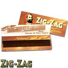 Full Box Zig Zag Liquorice Smoking Papers 50 Booklets New & Sealed