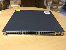 CISCO WS-C3750G-48TS-S GIGABIT SWITCH 3750G & BRACKETS 45 DAY WARRANTY