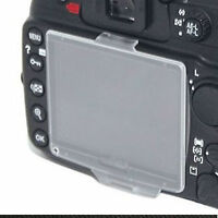 NEW BM-8 Hard LCD Monitor Cover Screen Protector for Nikon D300 D300S