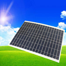 Efficiency 12v 20w Sun Power Flexible Solar Panel With Cable Clip Tool