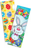 Happy Easter Bookmarks Book Reading School Party Bag Fillers Pack Sizes 6 - 48