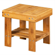Children's small bench wood color