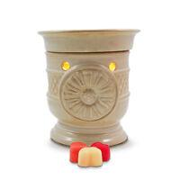 SALE ITEM - Owlchemy Electric wax burner (wax warmer) + light + winter scents