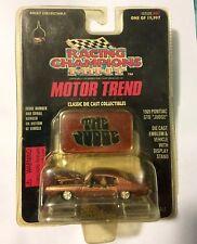 "🏁 Racing Champions Motor Trend ""THE JUDGE"" Pontiac GTO 🏁"