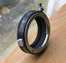 Nikon  F E2 14.1mm  extension tube non-ai stop down manual only