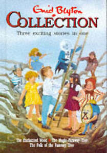 """The Enid Blyton Collection: """"Enchanted Wood"""", """"Magic Faraway Tree"""" and """"Folk of"""