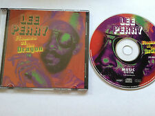Flames of the Dragon by Lee 'Scratch' Perry (2002) FRONT INLAY & DISC ONLY