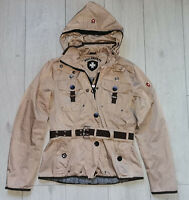 "Wellensteyn Chocolate ""S"" Damen Sand Jacke Jacket"