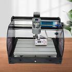 2-in-1Electric Desktop Laser CNC Engraving Machine For Engraving Carving&Milling