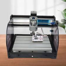2 In 1electric Desktop Laser Cnc Engraving Machine For Engraving Carvingampmilling