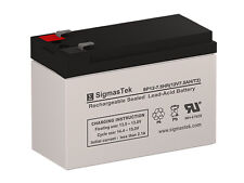 B&B Battery BP7.5-12 Replacement By SigmasTek