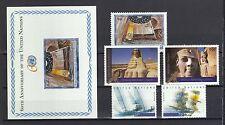 UNO New York postfrisch Jahrgang 2005