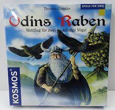 Kosmos Odins Raben Wettflug für zwei schräge Vögel - Brettspiel - Neu New