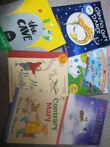 BOOK BUNDLE Julia Donaldson Giles Andreae Giraffes Cant Dance Girl Bear Magic