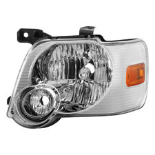 Ford 06-10 Explorer/07-10 Sport Trac Replacement Headlight Driver / Left Side