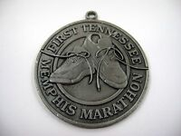 Vintage Collectible Medal: First Tennessee Memphis Marathon