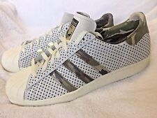 NEW Adidas Men's Superstar 80s (Quickstrike) Retro Basketball Shoes Q16292-Sz 13