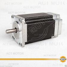 ACT 1PC Nema23 BLDC Motor 57BLF03 3000RPM 188W 24V 3Phase 122mm Length Cutting