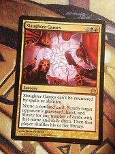 Slaughter Games   VO   MTG Magic (SP)