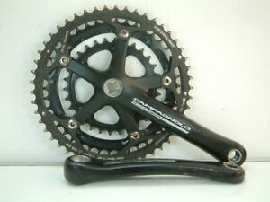 Campagnolo Race Triple Chainset 49 / 42 / 30 Teeth 170 mm Crankarms, Stronglight