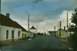 Carte Postale ancienne Le Perrier l'Hôtel route de Saint-Jean-de-Monts 85 Vendée