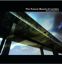 The Future Sound of London - Environments 3 [New CD] UK - Import